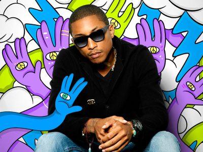 'Pharrell Williams'