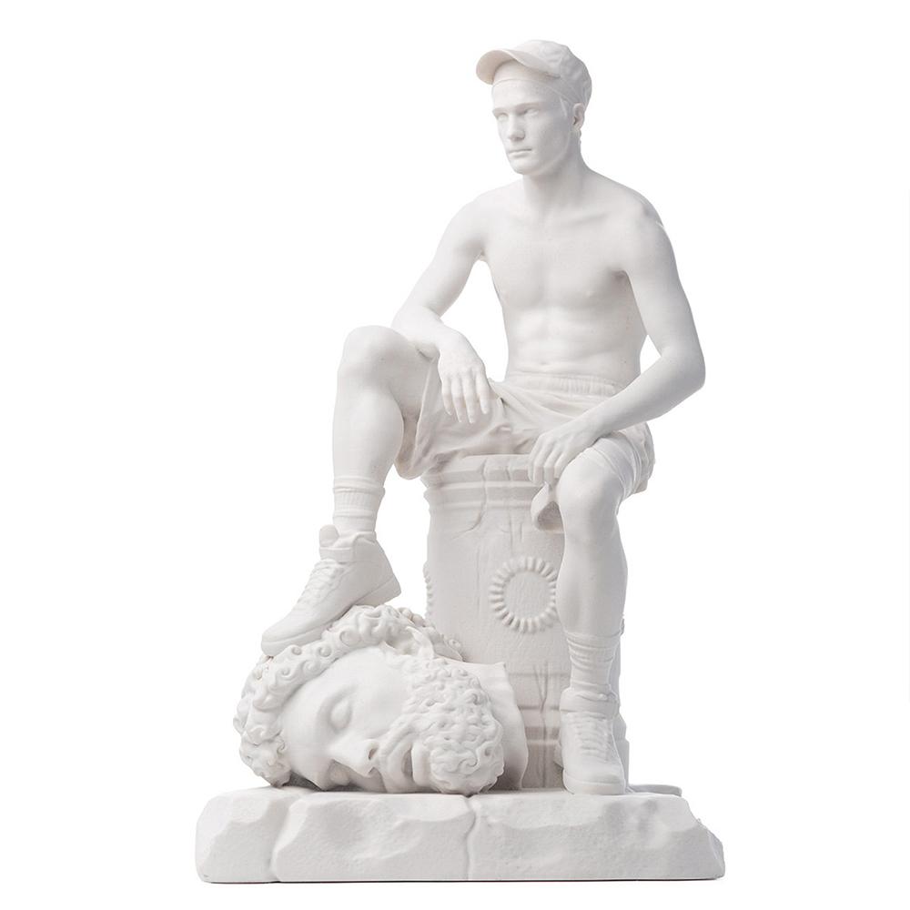 'David & Goliath'